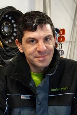 Markus Renz  KFZ-Mechaniker und Reifen-Monteur